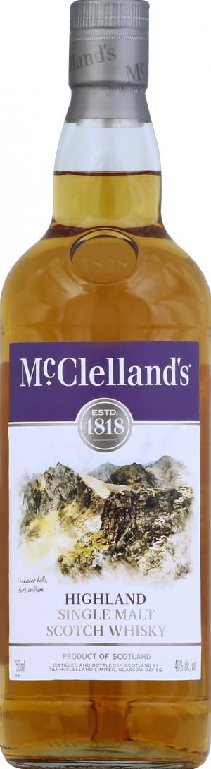 McClelland's Highland Single Malt