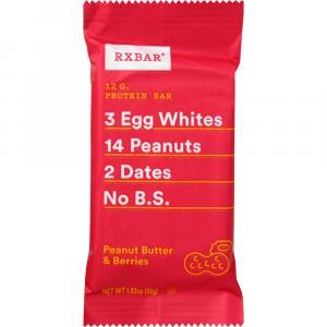 RX Bar Peanut Butter & Berries Bar