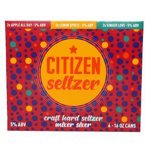 Citizen Seltzer Variety Pack