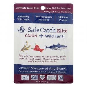 Safe Catch Cajun Tuna Pouch