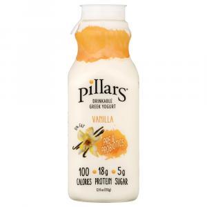 Pillars Drinkable Greek Yogurt Vanilla