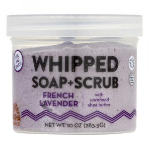 Pacha Whipped Soap & Scrub French Lavendar