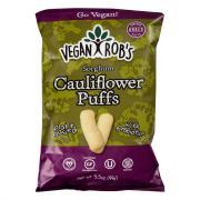 Vegan Rob's Cauliflower Puffs