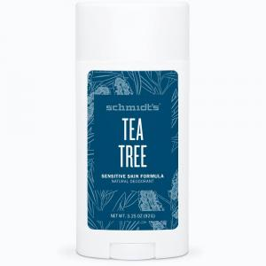 Schmidt's Tea Tree Sensitive Skin Formula Natural Deodorant