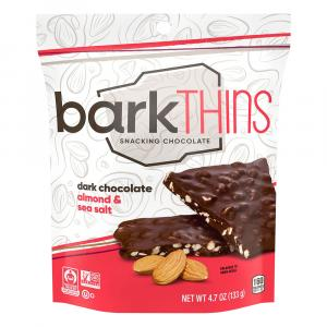 Bark Thins Dark Chocolate Almond