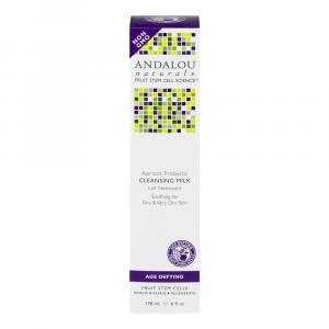 Andalou Naturals Apricot Probiotic Cleansing Milk