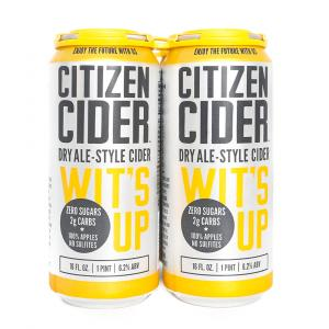Citizen Cider Wits Up