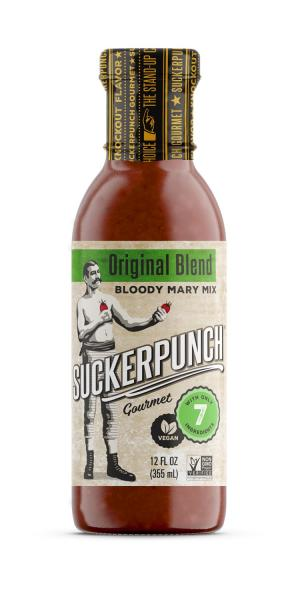 Sucker Punch Gourmet Bloody Mary Mix