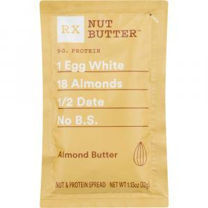 RX Nut Butter Almond Butter Squeeze Pack