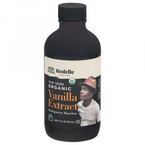 Rodelle Organic Madagascar Bourbon Vanilla Extract