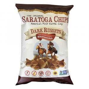 Saratoga Chips Dark Russets