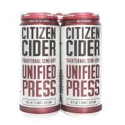 Citizen Cider Unified Press
