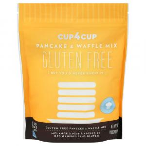 Cup 4 Cup Gluten Free Pancake & Waffle Mix