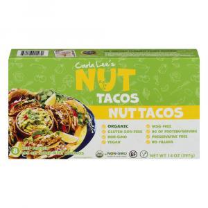 Carla Lee's NutTacos