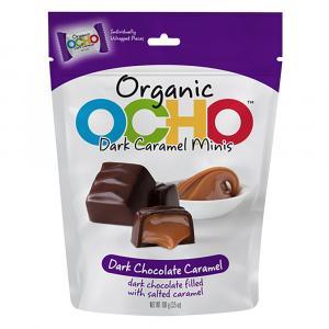 Ocho Organic Dark Caramel Minis