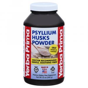 Yerba Prima Psyllium Husk Powder