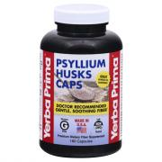 Yerba Prima Psyllium Whole Husks Caps