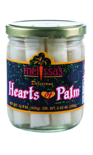 Melissa's Hearts Of Palm Jar