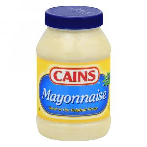 Cains All Natural Mayonnaise
