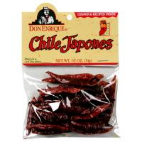 Melissa's Dried Japones Chiles