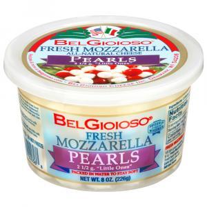 BelGioioso Fresh Mozzarella Perlini Cup