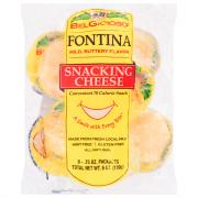 BelGioioso Fontina Snacking Cheese