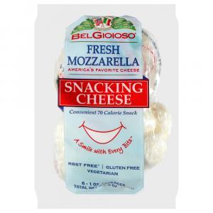 BelGioioso Mozzarella Snacking Cheese