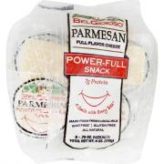 BelGioioso Parmasean Power-Full Snack Cheese