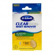 Dr. Scholl's Clear Away Plantars Wart Remover System