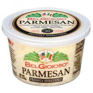 BelGioioso Shredded Parmesan Cheese
