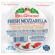 BelGioioso Fresh Mozzarella Ball