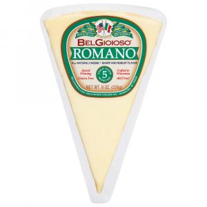 BelGioioso Romano Wedge Cheese