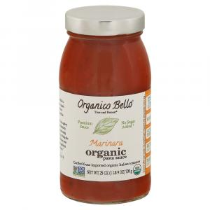 Organico Bello Organic Marinara Pasta Sauce