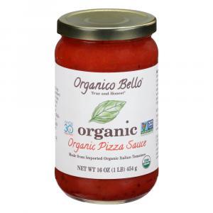Organico Bello Organic Pizza & Pasta Sauce