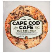 Cape Cod Cafe Mushroom Pizza