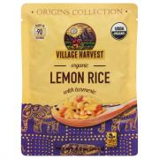 Village Harvest Organic Lemon Rice & Turmeric