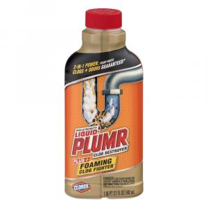 Clorox Liquid-plumr Slow Flow Fighter