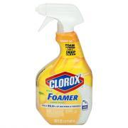 Clorox Bleach Foamer Lemon Scent