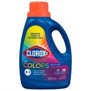 Clorox 2 Liquid Regular Concentrated Bleach