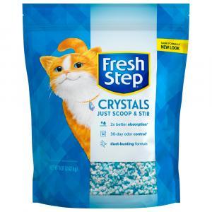 Fresh Step Crystal Litter