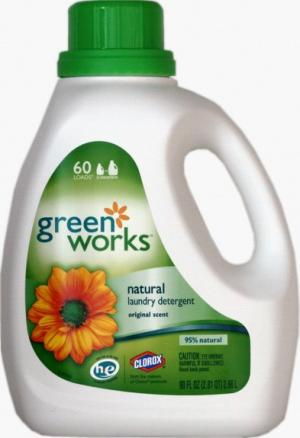 Clorox Green Works Natural Original Liquid Laundry Detergent