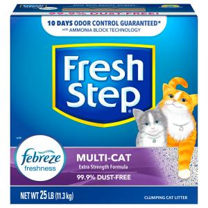 Fresh Step MultiCat Litter