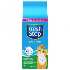 Fresh Step Non Clumping Cat Litter