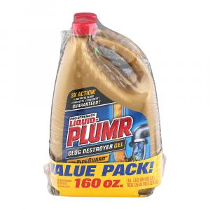 Liquid-Plumber Clog Destroyer & Pipe Guard