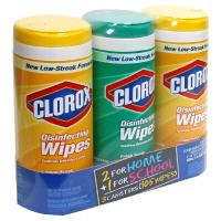 Clorox Disinfecting Wipes Citrus And Fresh Back To School