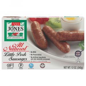 Jones All Natural Little Link Sausage