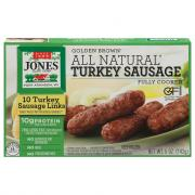 Jones All Natural Turkey Sausage