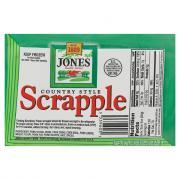 Jones Scrapple