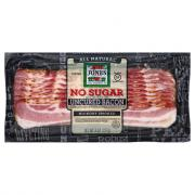 Jones No Sugar Added Sliced Bacon