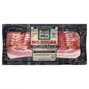 Jones No Sugar Added Sliced Bacon
